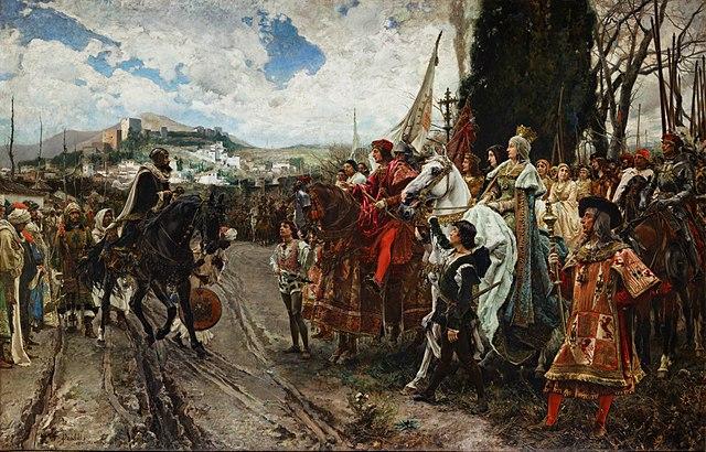 グラナダの降伏